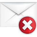 excluir email - Free icon #191071