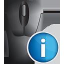 Mouse Info - Free icon #191161