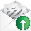 Mail Open Up - icon gratuit(e) #191181
