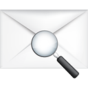 Mail Search - icon #191191 gratis
