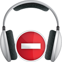 Headphones Remove - Kostenloses icon #191301