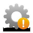 Avertissement de processus - icon gratuit #191991