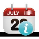 Event Info - Free icon #192001