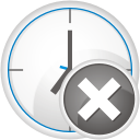 Clock Remove - Free icon #192091