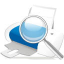Printer Search - icon gratuit #192201