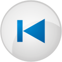 Skip Backward - Kostenloses icon #192221