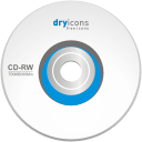 Cd Rw - Free icon #192261