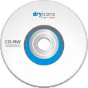 cd rw - icon #192261 gratis