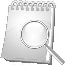 búsqueda de la nota - icon #192291 gratis