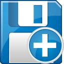 Adicionar o disquete - Free icon #192411