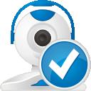 Caméra Web accepter - icon gratuit #192461