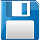 Floppy Disc - Free icon #192471