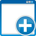 ventana de añadir - icon #192521 gratis
