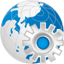 Globe Process - icon gratuit #192531
