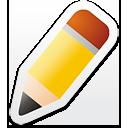 карандаш - бесплатный icon #192751