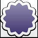 Promo Violet - Free icon #192781