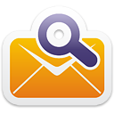 Mail Search - icon gratuit(e) #192931