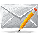 Mail Edit - icon gratuit(e) #193361