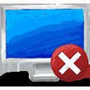 Computer Delete - icon gratuit #193401