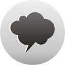 Cloud Comment - Free icon #193491