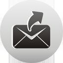 Envíe un correo - icon #193541 gratis