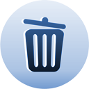 Trash - icon gratuit #193621