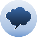 Cloud Comment - Free icon #193651