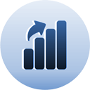 Chart Up - icon #193671 gratis