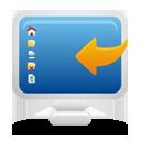 escritorio remoto - icon #193771 gratis