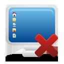Delete Computer - icon gratuit(e) #193801