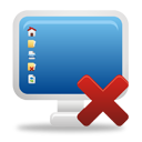 Delete Computer - Kostenloses icon #193801