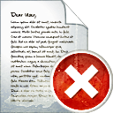 Blog Post Delete - Free icon #193911
