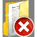 eliminación completa de la carpeta - icon #194011 gratis