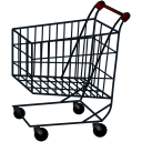 Shopping Cart - Kostenloses icon #194161