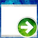 Ventana siguiente - icon #194211 gratis