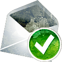 Mail Accept - icon gratuit #194231