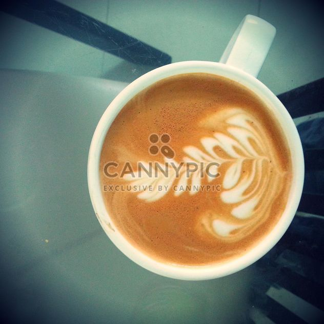 Coffee latte art - Free image #194371