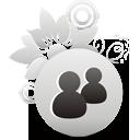 Пользователи - бесплатный icon #194401