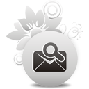 Search Mail - icon #194451 gratis