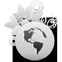 Globe - icon #194501 gratis