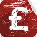 Pfund Sterling Pfund Währung - Kostenloses icon #194701