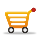 Shopping Cart - icon gratuit #194811