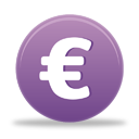 Euro Currency Sign - icon gratuit #194831