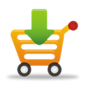 Insert To Shopping Cart - icon #194861 gratis