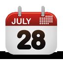 calendrier - icon gratuit #194901