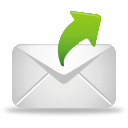 Mail Send - icon gratuit(e) #194941