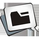 Folder - Kostenloses icon #195081