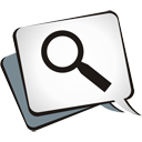 Search - icon gratuit #195111