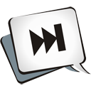 Skip Forward - Free icon #195141