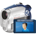 Digital Camcorder - Free icon #195161